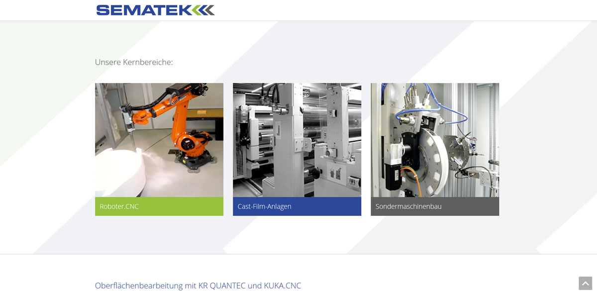 Homepage / Internetseite in Kempten erstellen lassen