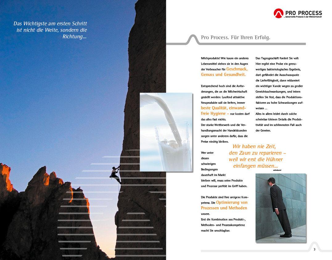 Imageprospekt gestalten, Werbeagentur