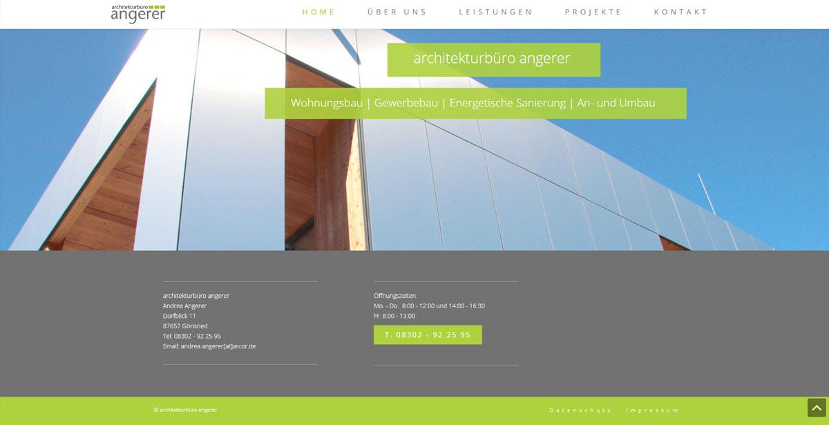 Internetseite, Homepage in Kempten erstellen lassen 4