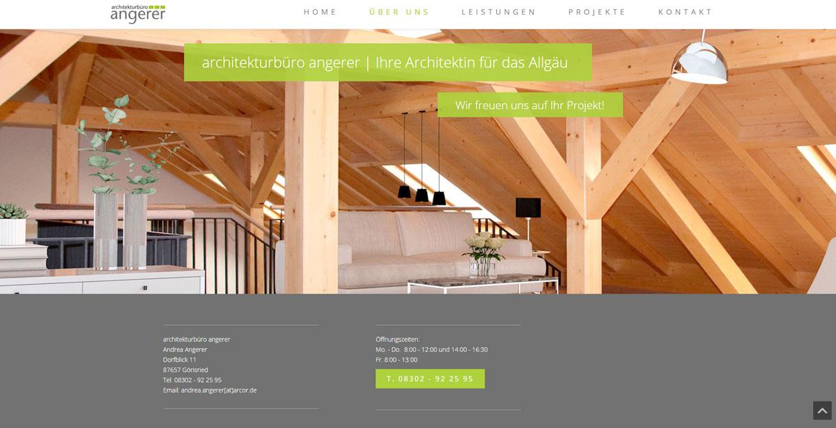 Internetseite, Homepage in Kempten erstellen lassen 5