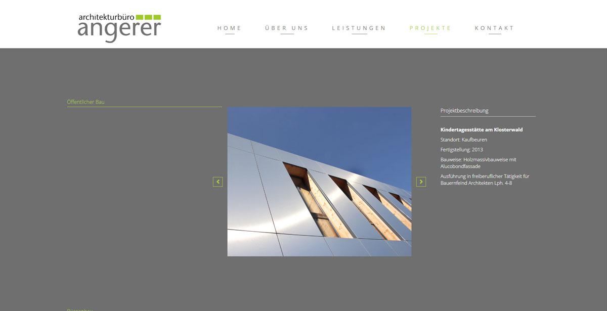 Internetseite, Homepage in Kempten erstellen lassen 6