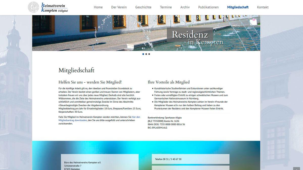 Internetseiten individuell gestaltet und programmiert