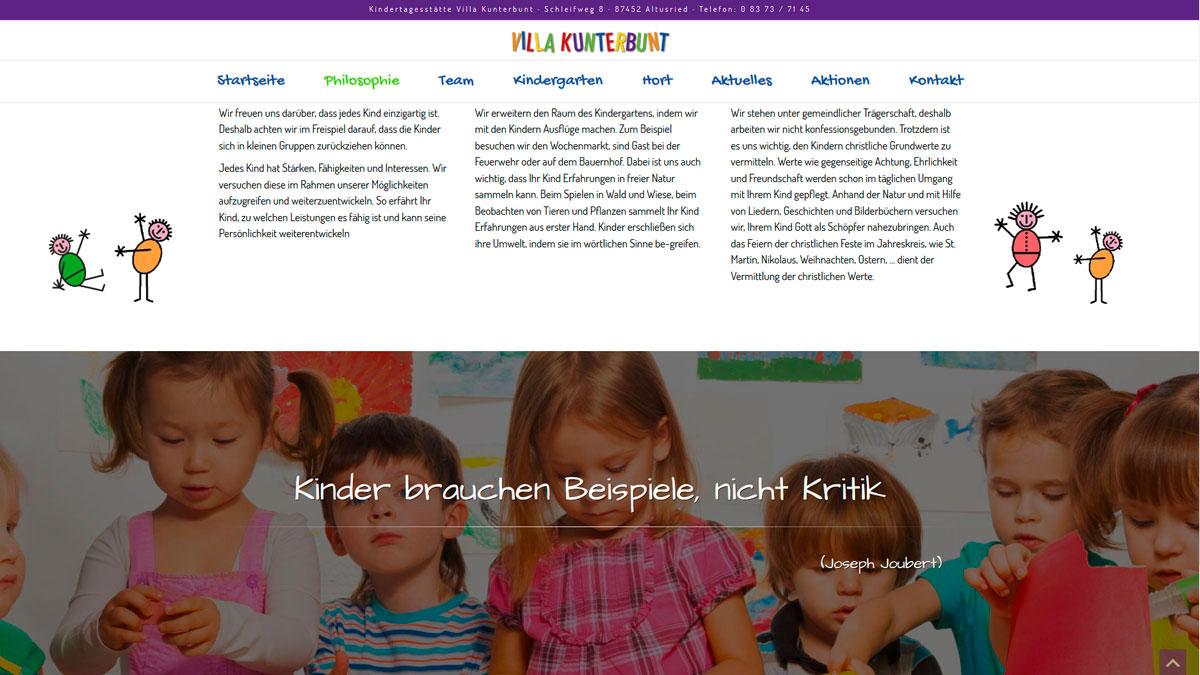 Responsive Webseite, Responsive Website