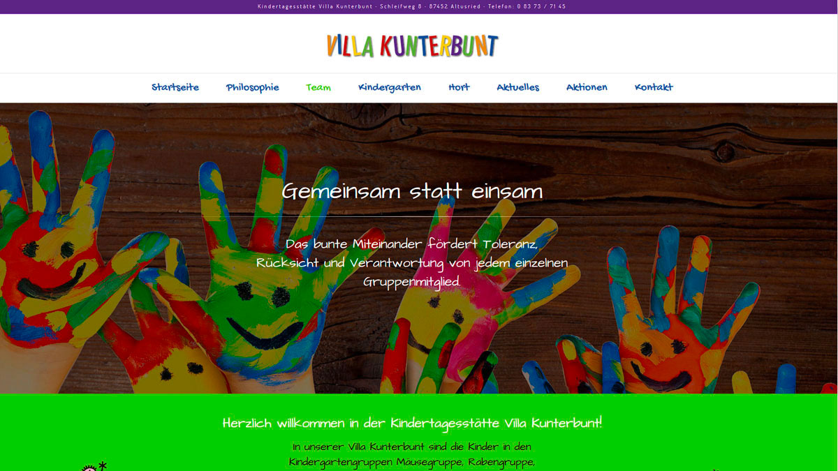 Responsive Webseite, Responsive Website vom Profi
