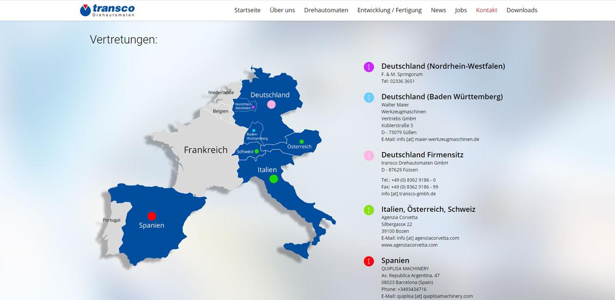 Homepage, Internetseite, Webseite, Website in Kempten erstellen lassen