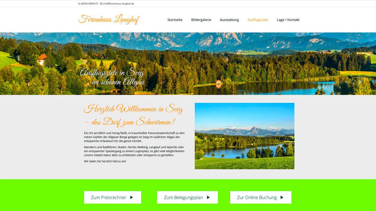 Internetseite, Webseite programmieren, gestalten