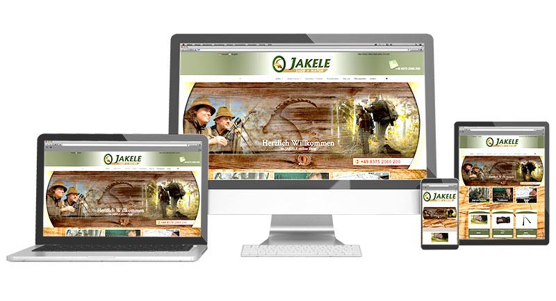 Internetseite, Webseite