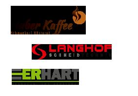 Beispiel Logo Entwürfe