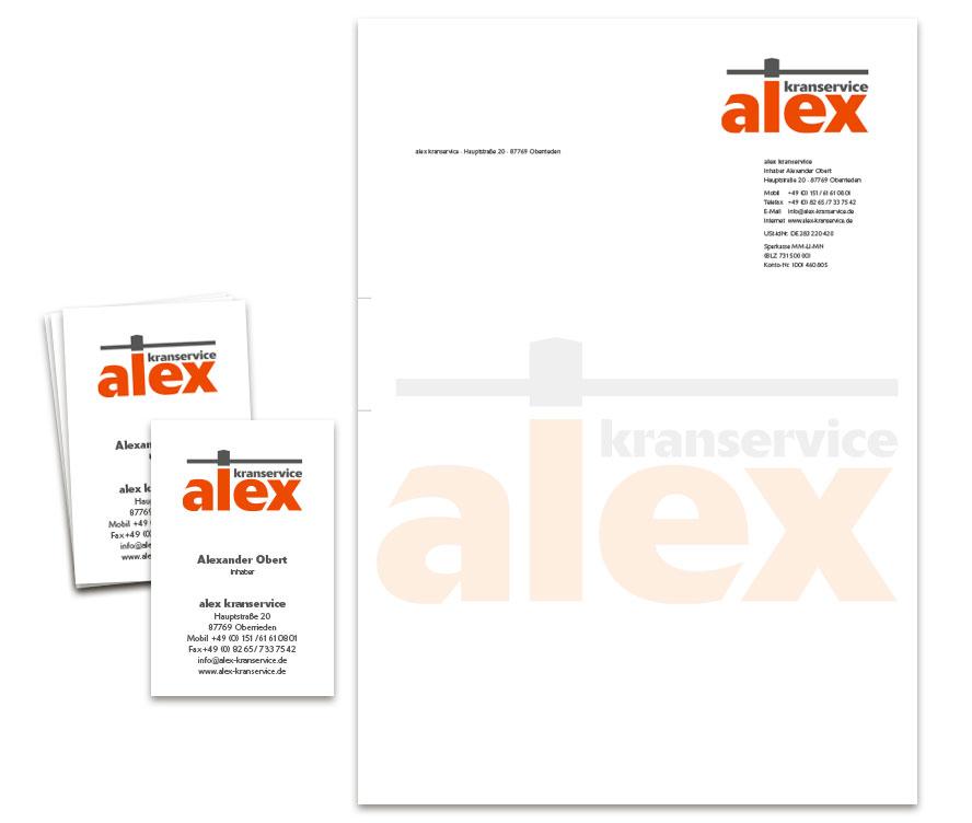Logo Gestaltung, CI, Geschäftsdrucksachen