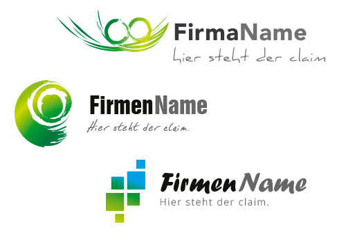 Logobeispiele für Logodesign