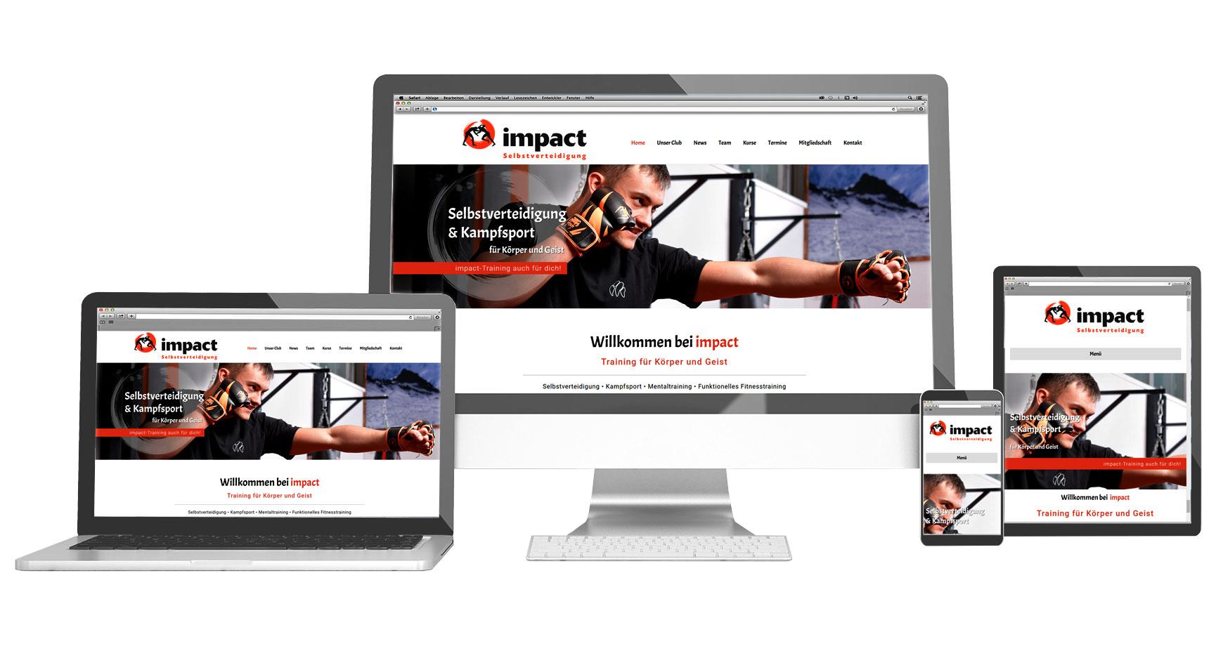 Website / Homepage / Internetseite erstellen lassen in Kempten