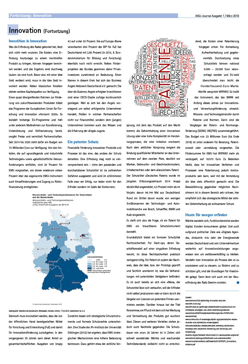 Werbeagentur Kempten, Journal, Magazin